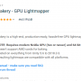 VR灯光烘焙插件Bakery - GPU Lightmapper