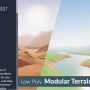91558_Low Poly Modular Terrain Pack v1.1(Dec 04, 2017)u17.1